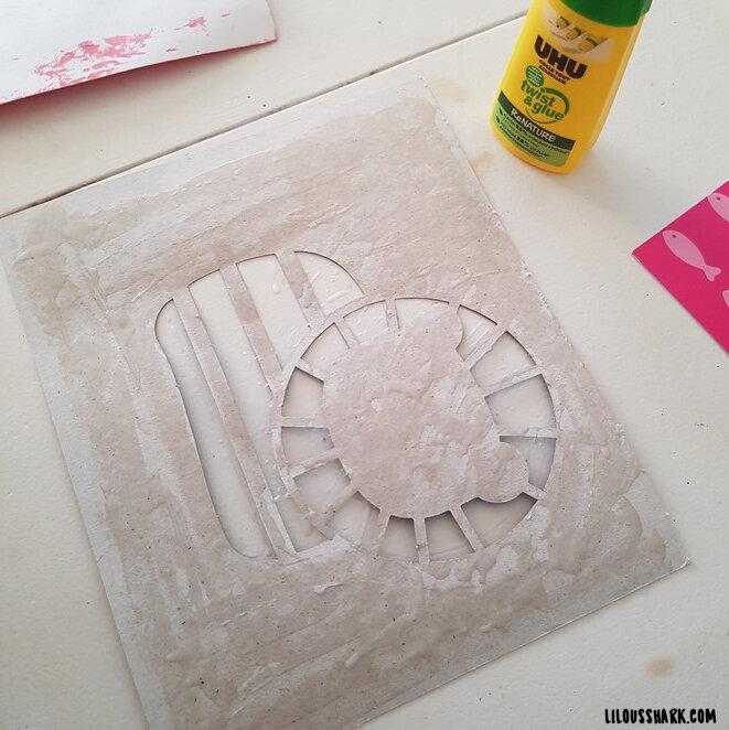 peinture doigt ses creative lilousshark