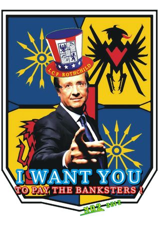 i want you 2 pay zeu banksters