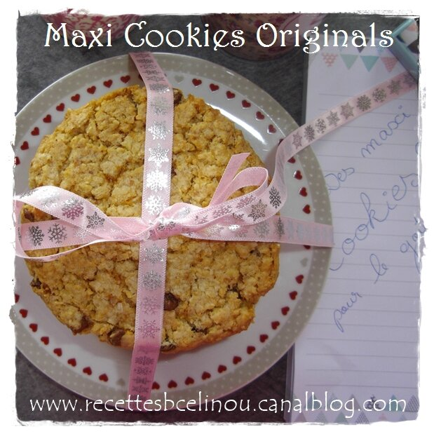 Maxi Cookies Originals.