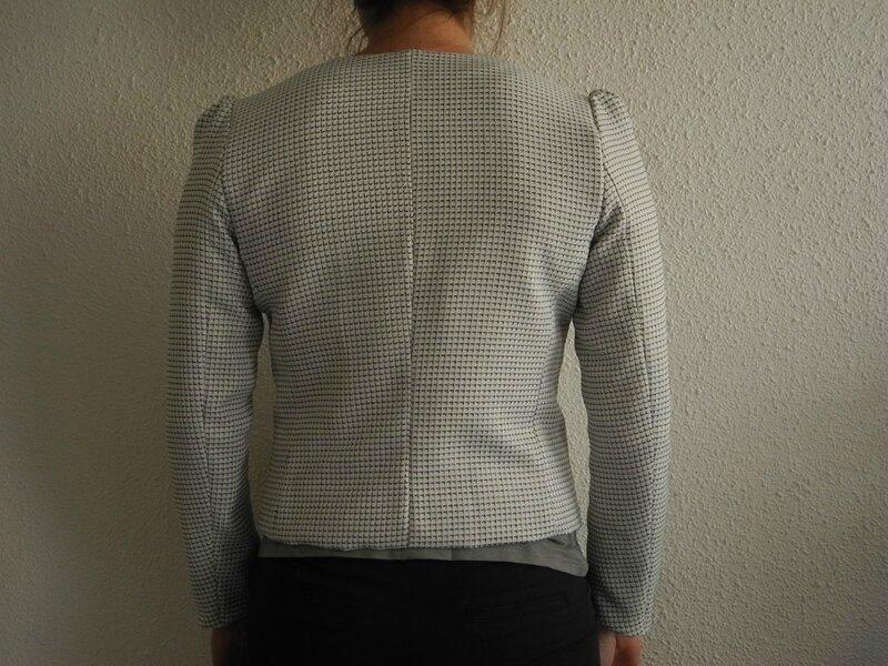 Patron Veste H Dressing Chic - Tissus Mondial Tissus