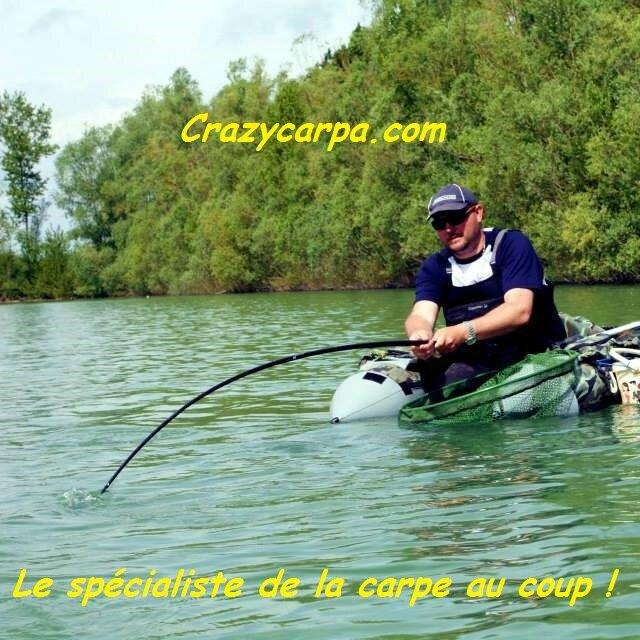 Vid o montage carpe au coup aur lien 39 s fishing - Montage ligne carpe au coup ...