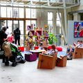 Le Pari(s) des enfants ! Un weekend pour faire le plein de livres et d'art