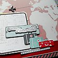 Projet 1 week end 100% scrapbooking en savoie
