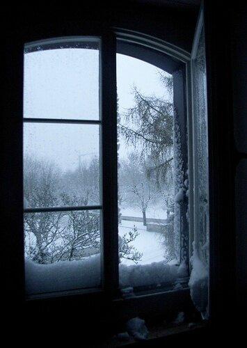 Fen tres de no l fen tres d 39 hiver la vie r v e de clara for Fenetre hiver