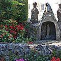 La fontaine saint-lahouarn de plomodiern