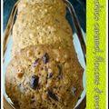 Cookies caramel et flocons d'avoine