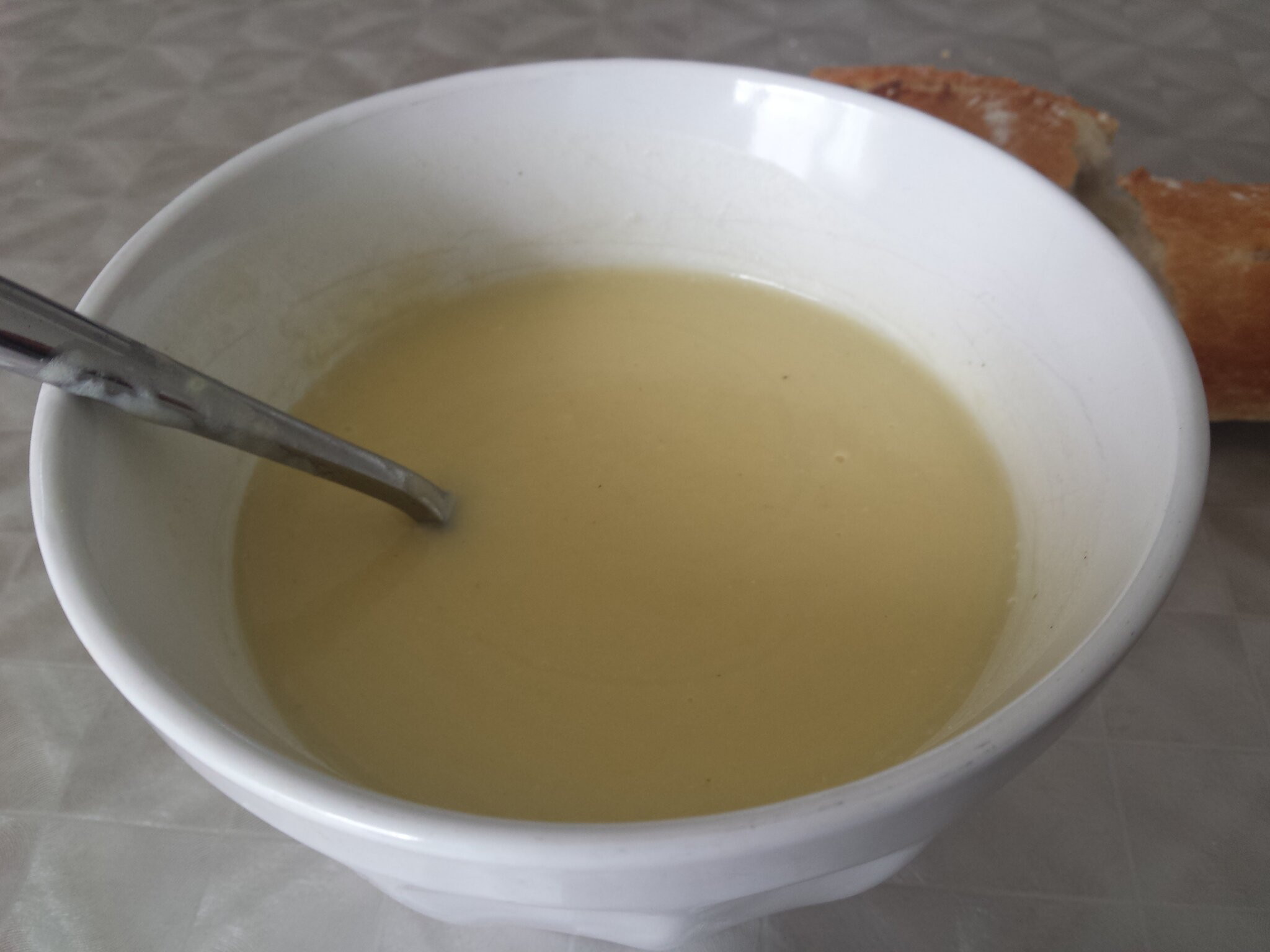 veloute poireaux thermomix