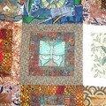 Expo patchwork du club Au Fil du Thoré