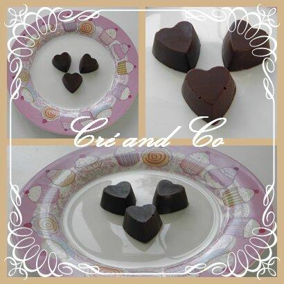 Orangettes façon chocolat
