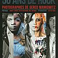 50 ans de rock Gered Mankowitz