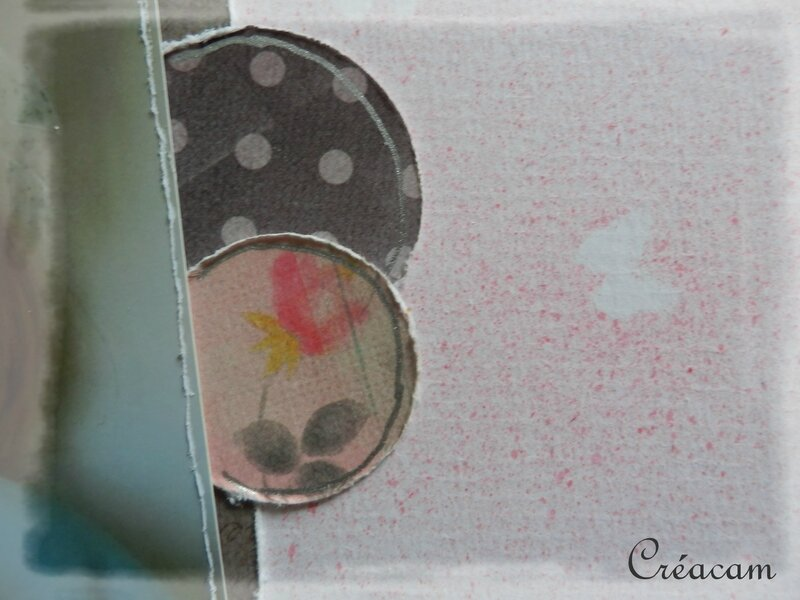 Atelier à Scrap Scrapbooking Day détail 3