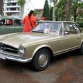 Mercedes 280 SL pagode (1964-1971)(Retrorencard mai 2010) 01