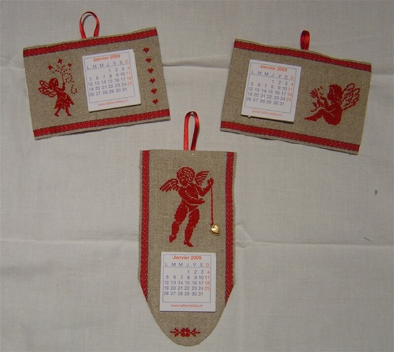 calendriers anges