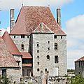 Château de fourchaud - allier
