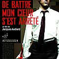 Deux films de jacques audiard