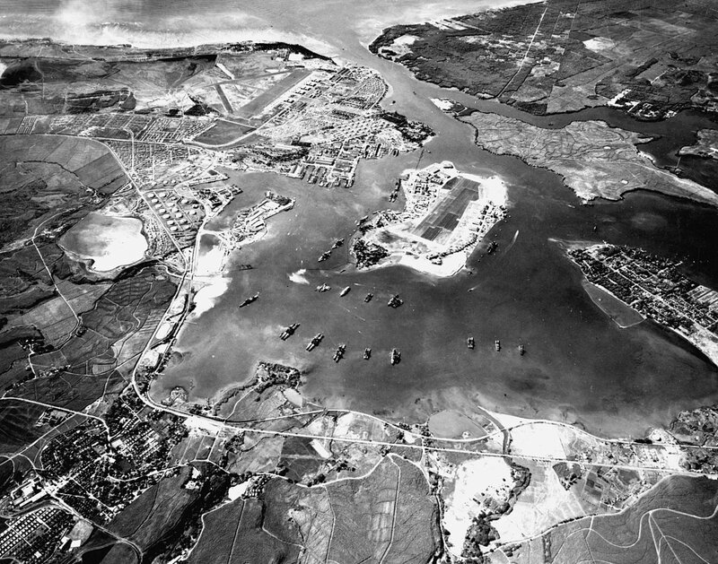Pearl_Harbor_looking_southwest-Oct41