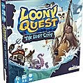 Looney quest extension the lost city