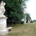 Dans les Jardins à l'italienne du Château de Malle (33)