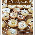 Les thumbprints de trish deseine