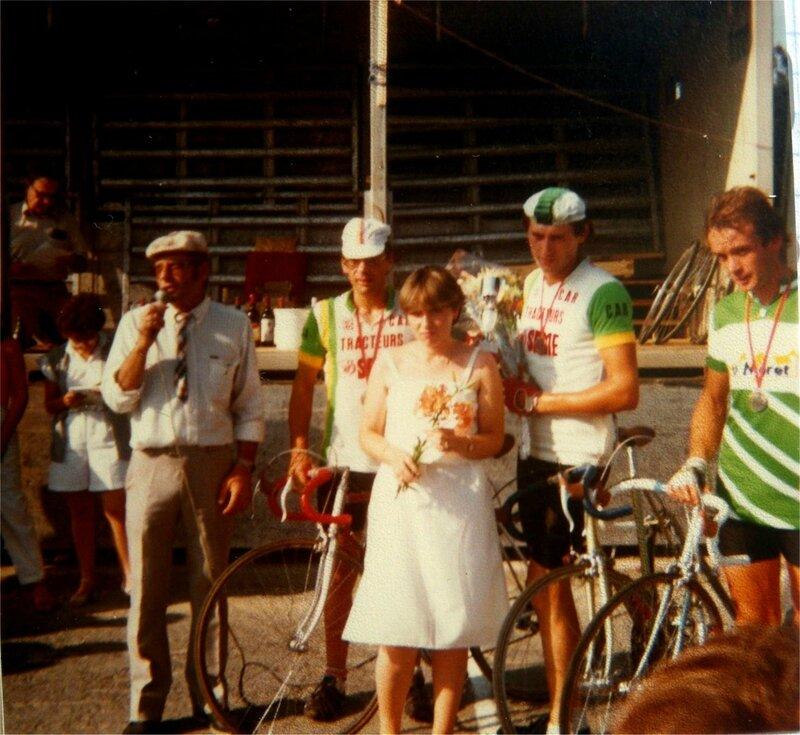 1984 Course du Relais en 84