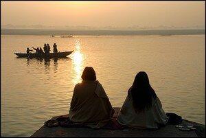 Meditation_in_Varanasi___Helmut_Schadt