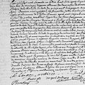 Bonnier Servanne_mariage 1761_Rochefort_Charente Maritime