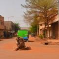 Rond-point à bamako (mali)