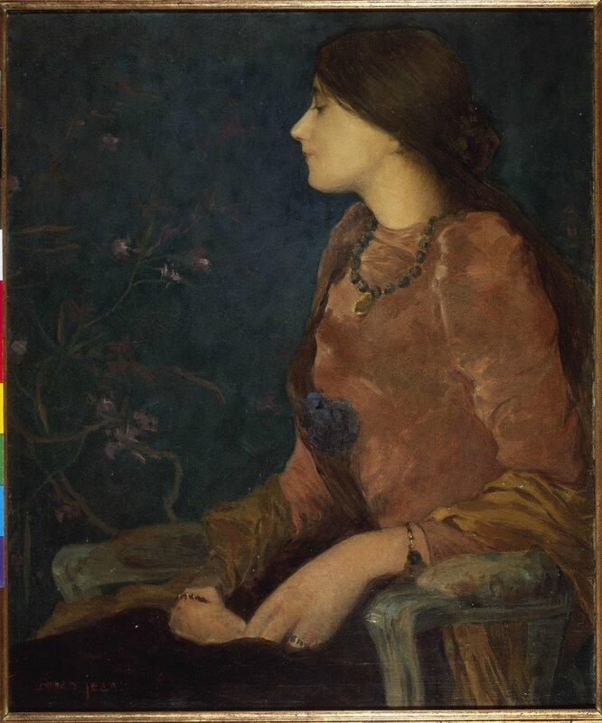 Edmond-François Aman-Jean Thadée-Caroline Jacquet