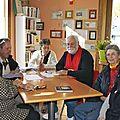 2011-10 café littéraire + AG