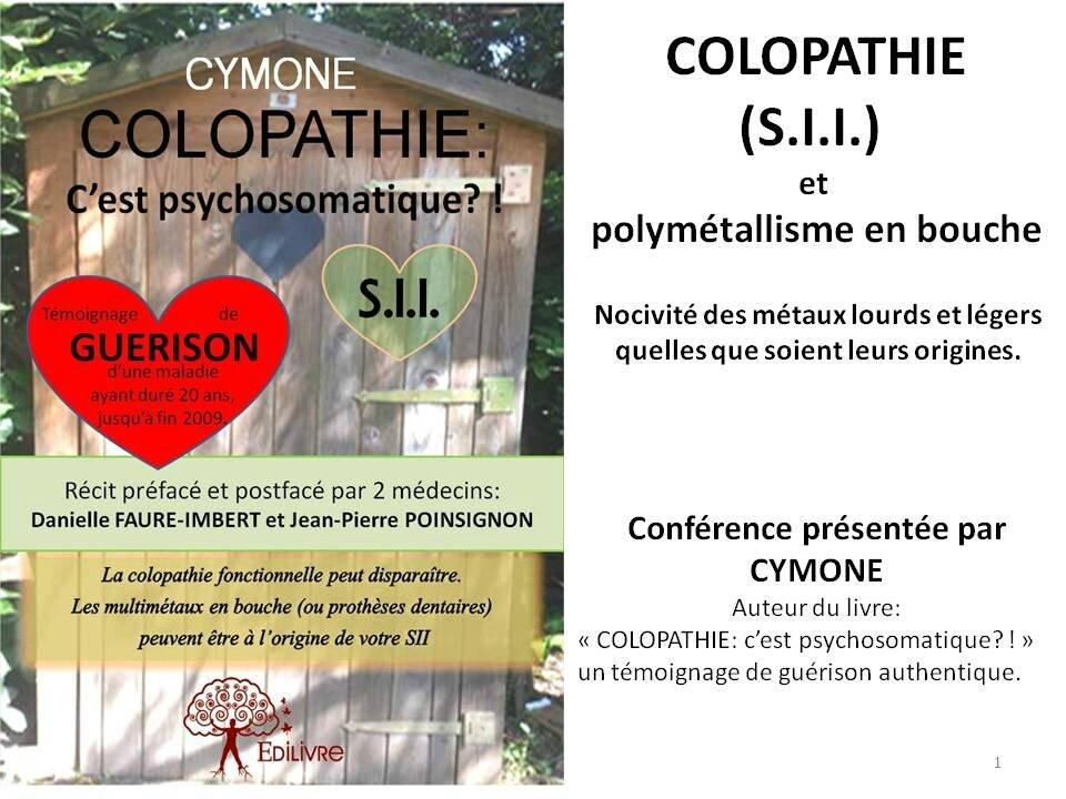CONFERENCE du 26 juin à Châtel-Guyon. Mon diaporama en ligne
