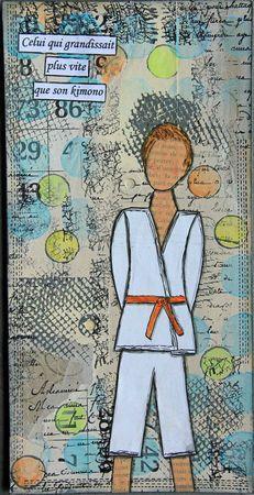 05- Celui qui grandissait plus vite que son kimono