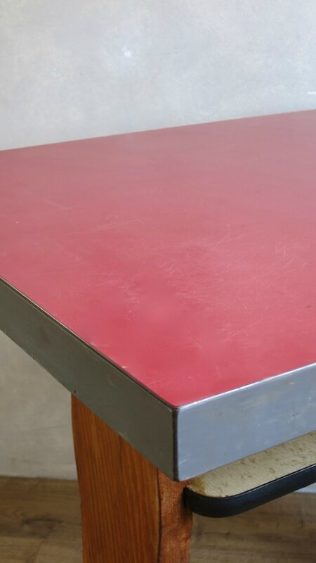Table bistrot formica