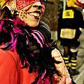 Belle de carnaval...