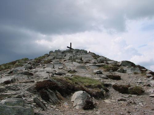 2008 05 11 Dupis les hauteurs du sommet du Mont Mézenc
