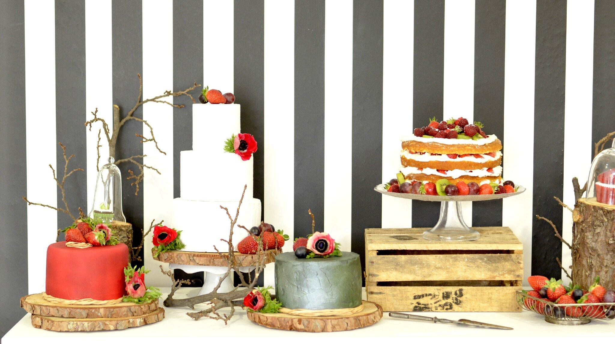 gateau mariage Nimes Montpellier 1