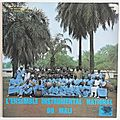 L'ensemble instrumental national du mali, mali kunkan prod., lp, 197?