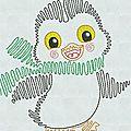 Et des motifs de petits pingouins