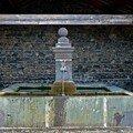 fontaine à Villars