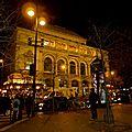 Le théâtre de la Ville.