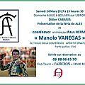 Manolo vanegas et didier cabanis à boujan sur libron