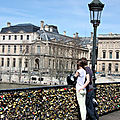 amoureux Cadenas Pont des arts_8678