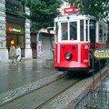 tram sur istiklal