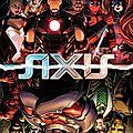 Avengers / x-men : axis