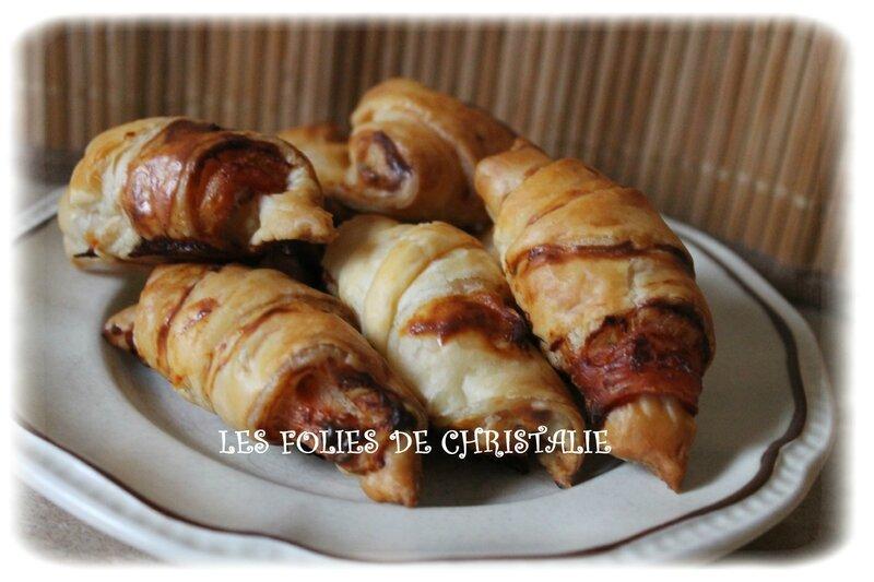 Croissants saumon 2