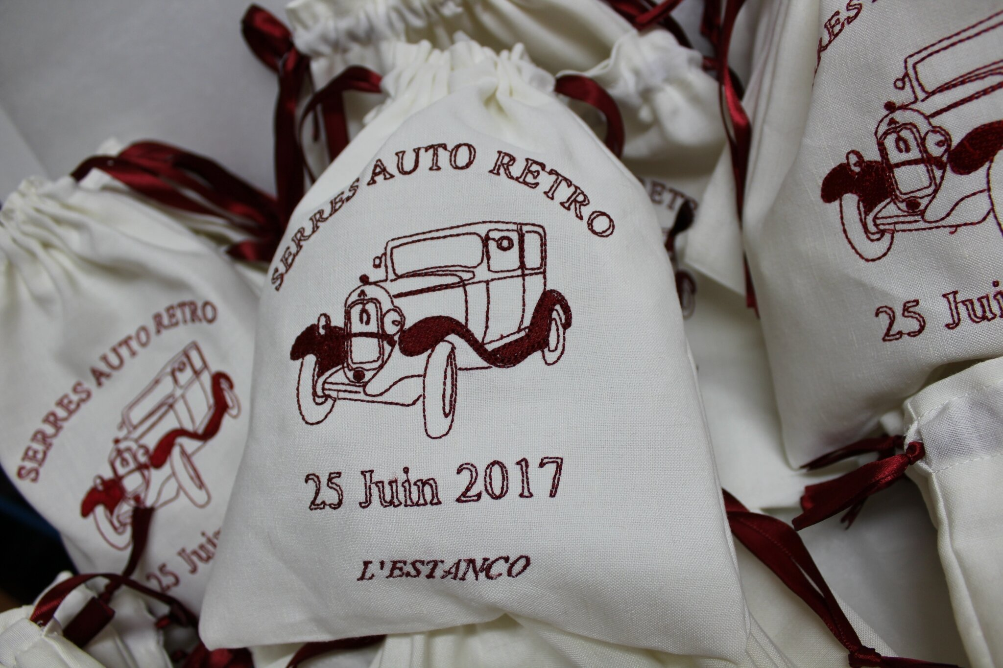Serres Auto Retro L'Estanco, 25 juin 2017 suite...
