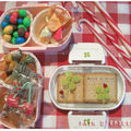 Swap bento sugared christmas
