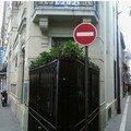 Paris - jardinet urbain