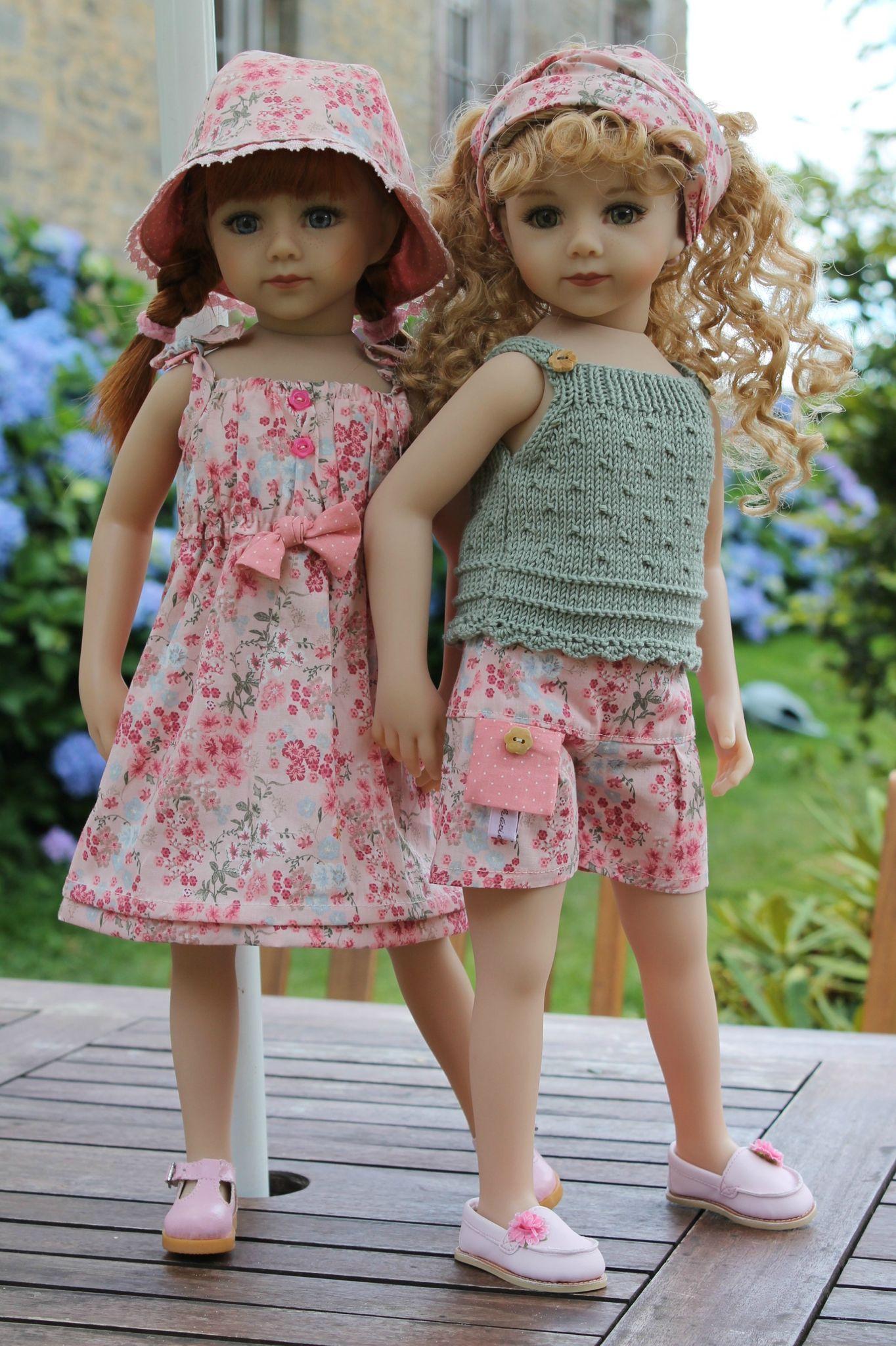 tenues estivales pour mes deux