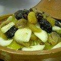 Tajine de fruits