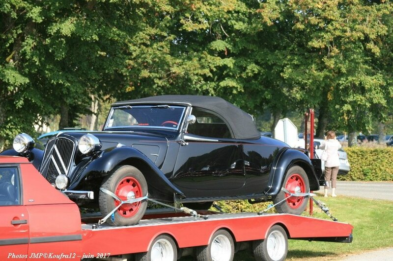 Photos JMP © Koufra12 - Traction avant 80 ans - 00046